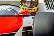 AF's Formula One / Na falta de Senna, vale relembra-lo, ao passado e os demais Mitos da F1.