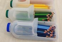 AF's 445 : Organization / Criatividade para organizar com estilo.
