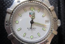 AF's Watches : Tag Heuer