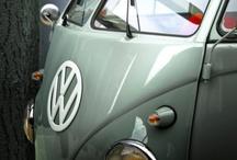 AF's Cars : Kombi / Um automóvel de Infância.