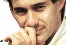 AF's Ayrton Senna