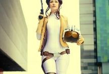 Cosplay / brave and beautiful cosplayers