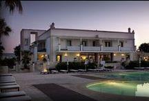 CanneBianche_Lifestyle&Hotel / Armonia delle forme e dei colori. Fascino della tradizione mediterranea e accogliente ospitalità.