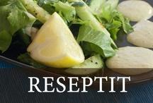 Reseptit / Seuraa tässä kesän kevyimmät #reseptit