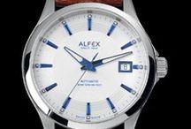 AF's Watches : Alfex / O tempo, mostrado com estilo, desde 2010.