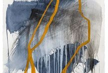Abstract painting / Abstract paintings