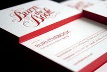 Business Card Inspiration / Business card inspiration