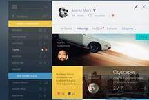 UI/UX Design / UI/UX Design Ispiration