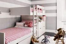 Kids Bedroom Inspiration