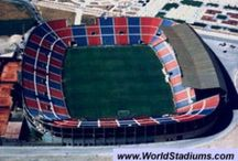 AF's Football Stadiums / Templos do Futebol. Templos de alegria.  05.03.2014