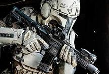 Armored Core / Blades, Armor, Masks, Weapons
