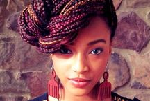 .NATURALLY AFRICAN / Natural hair is beauty