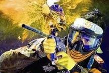 Paintball / Paint the feild with victory