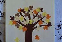 Φθινόπωρο / Ιδέες και κατασκευές με θέμα το φθινόπωρο