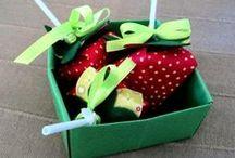 Δωράκια-Κεράσματα για μαθητές / Ιδέες για χειροποίητα μικρά δωράκια, κουτάκια και συσκευασίες για γλυκά κεράσματα