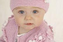 вяжем для детей и кукол/knit for kids and dolls