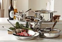 Stainless Steel Cooking / Stainless Steel Cookware – Cookware that looks Beautiful and is practical. Click follow to  learn more about stainless steel cooking