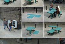 Public Space • Furniture