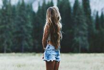 ● Hair