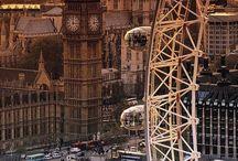 Travel • London