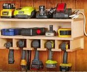 Garage/ Workshop / How to keep Garage orginised and clean