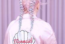 Mermaid Hair.