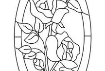 Adult Colouring Pages / Colouring