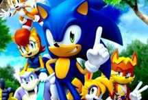 Greatest Sonic Characters and Vehicles of all time / My absolute favorite Sonic character and vehicles!!!!!! Don't add pins period please!