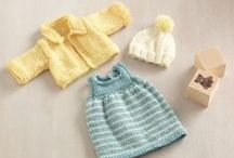 Dolls Knitted Clothes / Knitted Dolls Clothes