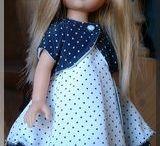 Шьем для детей и кукол/sewing for children and dolls / выкройки, идеи, описания
