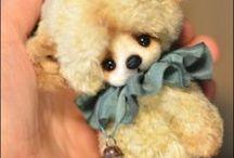 Авторские Teddy Bears Беспаловой Екатерины / Ну очень красивые Тедди-Звери, восторга нет предела)))))))