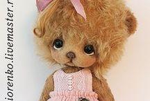 Мишки Тедди и К