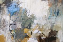 Audrey Phillips / Abstract paintings