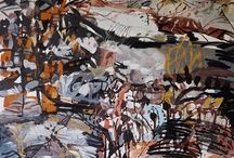Melissa Boughey / Abstract paintings