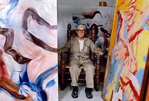 De Kooning / Abstract paintings