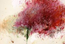 Cy Twomby / Abstract paintings