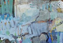 Dana Dion / Abstract paintings