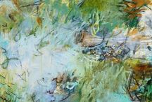 Krista Harris / Abstract paintings