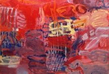 Margaret Glew / Abstract paintings