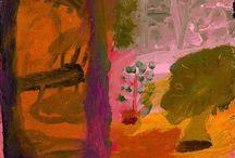 Idris Murphy / Abstract landscape