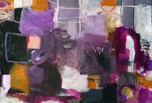 Sheila Arora / Abstract paintings