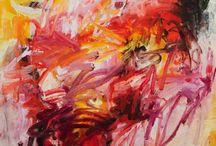 Todd Hunter / Abstract paintings
