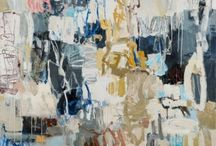 Leah Thiesen / Abstract paintings