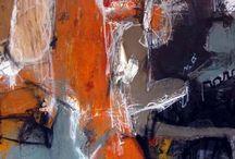 Lars Kristian Hansen / Abstract paintings
