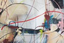 VickyBarranguet / Abstract paintings