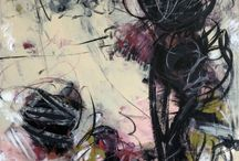 Rose Masterpol / Abstract paintings