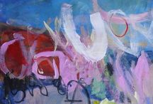 Anna Hryniewicz / Abstract paintings