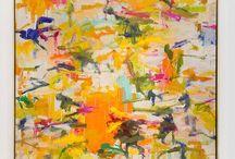 Kikuo Saito / Abstract paintings