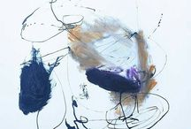Christine Verhaert / Abstract paintings