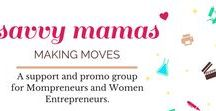 Savvy Mamas Making Moves | Business, Blogging, and Marketing / This board is devoted to supporting mompreneurs and women entrepreneurs. Pins on business operations, digital marketing, social media, tech, and related topics are welcome. Share ratio is 1:1 and no more than 5 pins per day to keep the board healthy. No duplicate pins within 30 days. To be added as a contributor, follow me then send an email to hello [at] savvymochamama.com with your Pinterest Email and Username. Join the Facebook group if you'd like here: http://bit.ly/2JkRpqc